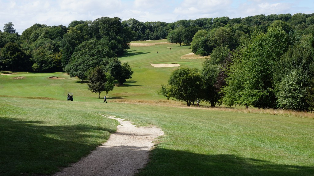 Weekend Selsdon Park 51 Hole 9
